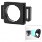 Miniisw A-U1 UV-Objektiv-Set für GoPro Hero 3 - Black + Transparent