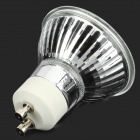 LeXing LX-005 GU10 2.5W 120lm 3500K 48-SMD 3528 LED Warm White Spotlight (220~240V)