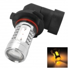 D&Z HB3 9005-10WY HB3 / 9005 10W 590nm 5-COB LED Yellow Car Foglight (12~24V)