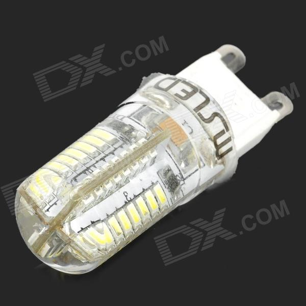 MSLED YK1414 GS03 G9 150lm 6500K 64-SMD 3014 Cold White lamppu