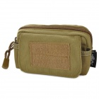 Free Soldier FS-08 Mini Outdoor Multifunctional 1000D Nylon Waist Bag - Army Green