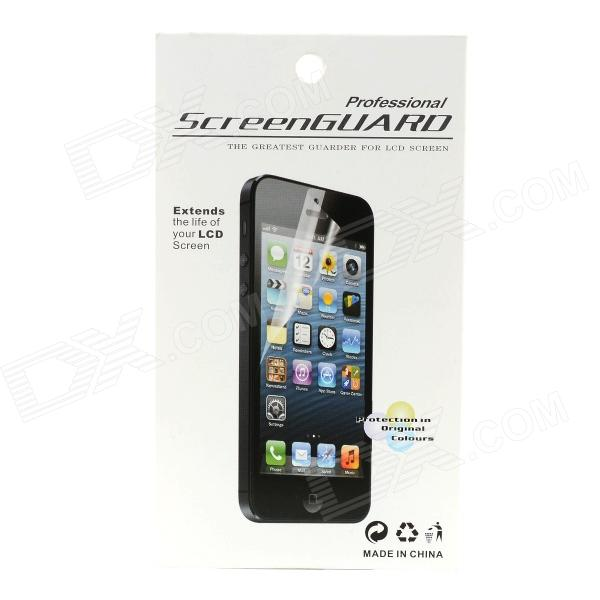 Protective Clear Screen Protector Film Guard for Samsung Galaxy S4 ZOOM C1010 - Transparent