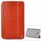 HOCO Protective PU Leather Case w/ Sleep Mode for Samsung Galaxy Tab 3 7.0 T210 - Brown