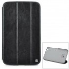 HOCO HS-L060 Protective PU + PC Smart Case for Samsung Galaxy Tab 3 8.0 (T311) - Black