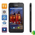 "Vollo Vx99 Quad-Core Android 4.1 WCDMA Bar Phone w / 5.0 ""QHD, 4GB ROM, 1 GB RAM, Wi-Fi, GPS - Schwarz"