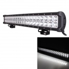 30 Degree Spot 126W 8820lm 42 x Cree XB-D Working Light Bar / Daytime Running Light / Off-road Lamp