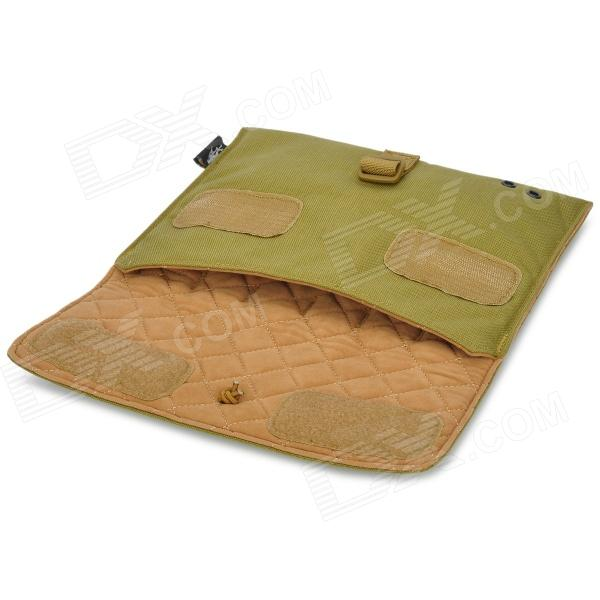 Free Soldier FS-B15 Shock Proof Protective Dupont Teflon MOLLE System Bag  for iPad + 10 Tablet PC