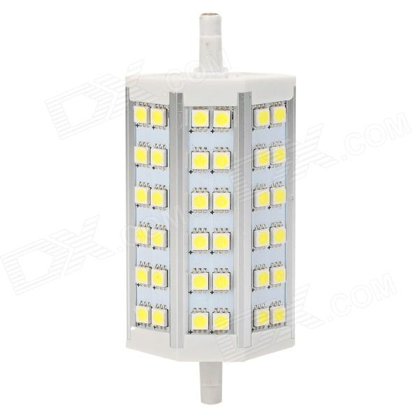 R7S 8W 5050 SMD LED White Light Project Lamp / Spotlight (AC 85~265V) r7s 15w 5050 smd led white light spotlight project lamp ac 85 265v