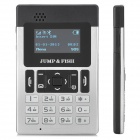 "JUMP & FISH JF6+ Super Slim GSM Card Phone w/ 1.3"" Screen, Quad-Band, Single-SIM and FM"