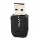 EDUP EP-N1571 Mini 300Mbps USB Wireless LAN Card w/ WPS Function - Black