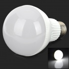 JR-E27-7W-W-PC E27 500lm 6400K 7W 23-LED White Light Bulb - Weiß