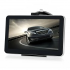 "IPU IPU798 7"" TFT WinCE 6.0 GPS Navigator w/ FM / AV-In / 4GB Europe Maps TF Card - Black + Silver"