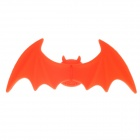 Bat Wings Style Suction Cup Stand Holder Support for Iphone 5 / 4 / 4S / Cell Phone - Orangered