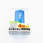 KuLuo U7 3G Wi-Fi Wireless Router & External 5200mAh Mobile Power Bank - Blue