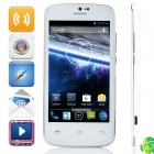 DOOGEE Collo DG100 MTK6572 Dual-Core Android 4.2.2 WCDMA Bar Phone w/ 4.0