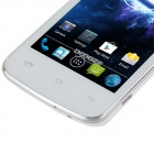 "4.2.2 WCDMA Bar DOOGEE Collo DG100 MTK6572 Dual-Core Android Phone w / 4.0 "", FM et GPS - Blanc"