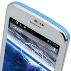 MTK6572 Dual-Core WCDMA Bar Phone w/ FM, GPS, Wi-Fi, 5.0MP + 2.0MP Cameras, ROM 4GB