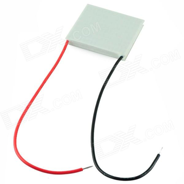 C1203 Semiconductor Refrigeration Tablets - White + Red + Black