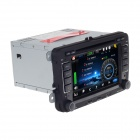 "HF 7698G 7"" Touch Screen Car DVD Player w / Radio / GPS / ATV for MAGOTAN - Black (DC 12V)"