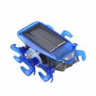 CHEERLINK Solar Power Bionic Rover / Lunar Vehicle - Blue