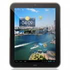 "Newman S9 Dual Core 9.7 ""Android 4.1.1 Tablet PC w / 1GB RAM, 16GB ROM, TF, OTG - Iron Grey"