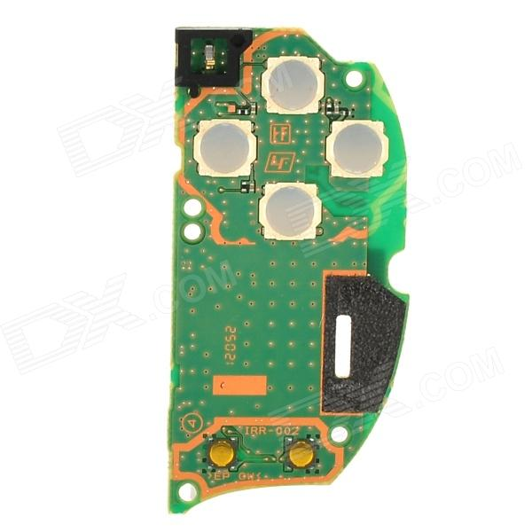 Replacement Right Side Button PCB Board for PS Vita - Green dickie квадроцикл на р у пожарный сэм dickie