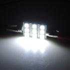 exLED 1.8W 6500K 162LM 9-5050SMD LED Reading Boot Lamp White Light Bulb (12V / Pair)