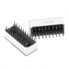 10 segmentos Display Module LED Rojo - Blanco + Negro (2 PCS)