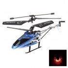 Rechargeable 2.5-CH IR Remote Control R/C Helicopter - Blue