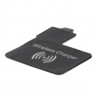 650mAh Wireless Charging Receiver Circuit for Samsung Galaxy S4 i9500 - Black