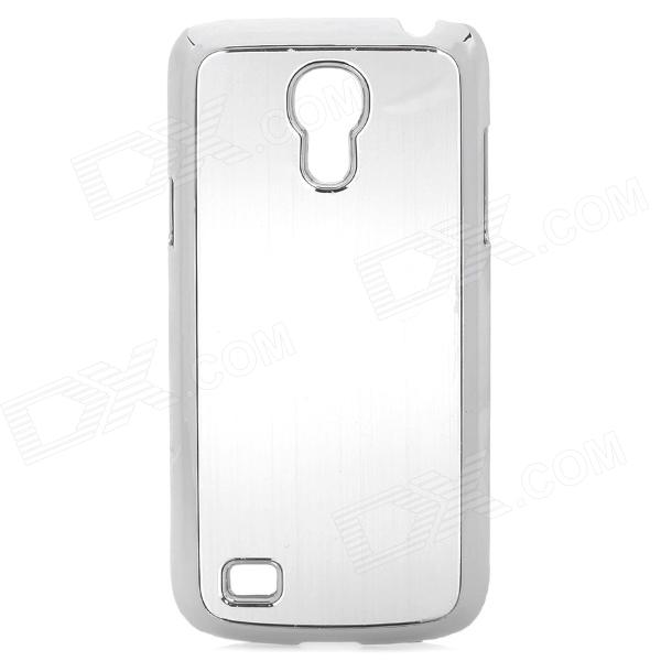 Protective Aluminum Alloy Back Case for Samsung Galaxy S4 Mini i9190 - Silver от DX.com INT