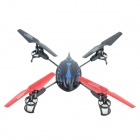 FeiLiTe H07NC 4-CH 2.4GHz Radio Control UFO w/ Gyro / Camera - Black + Red