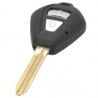 029951 Replacement Car 2-Button Remote Key Case for ISUZU - Black + Bronze