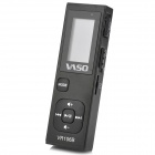 "VR106B 1.2"" Screen Portable Voice Activated Recorder Pen - Black (4 GB)"