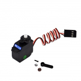 Walkera HM-Master CP-Z-25 Servo(WK-7.6-6) for Master CP R/C Helicopter - Black