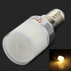Lexing E14 3w 260lm 3500K 48-SMD-3014 LED Warm White Light-Lampe (220-240V)