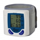 "JiaJian J-01 1.8"" LCD Full-automatic Digital Wrist Type Sphygmomanometer"
