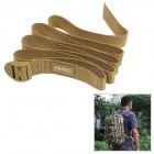 Free Soldier Outdoor Emergency Strapping / Knapsack Belt / Strap