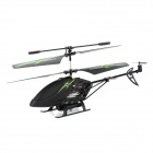 118c Rechargeable 3.5-Channel R/C Helicopter w/ Remote Controller - Black + Green