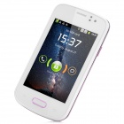 "S33 / TMSM Android 4.0 GSM Bar Phone w/ 3.5"" Capacitive Screen, TV, Quad-Band, Wi-Fi and Dual-SIM"