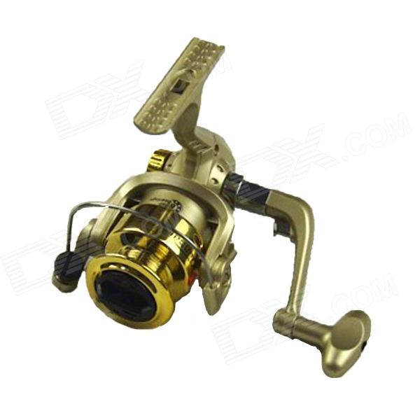 QUNHAI SG2000 Professional Spinning Fishing Reel - Golden