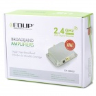 EDUP EP-AB003 2.4GHz Wi-Fi Signal Booster Broadband Amplifiers - Silver