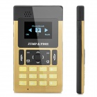 "JUMP&Fish JF6+ Super Slim GSM Card Phone w/ 1.3"" Screen, Quad-Band, Single-SIM and FM"