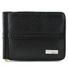 BEIDIERKE B4-811-J High-Grade Head Layer Cowhide Greenback Wallet - Black