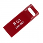 Toshiba Transmemory USRG-008GS-RD USB 2.0 Flash Drive Disk - Red (8GB)