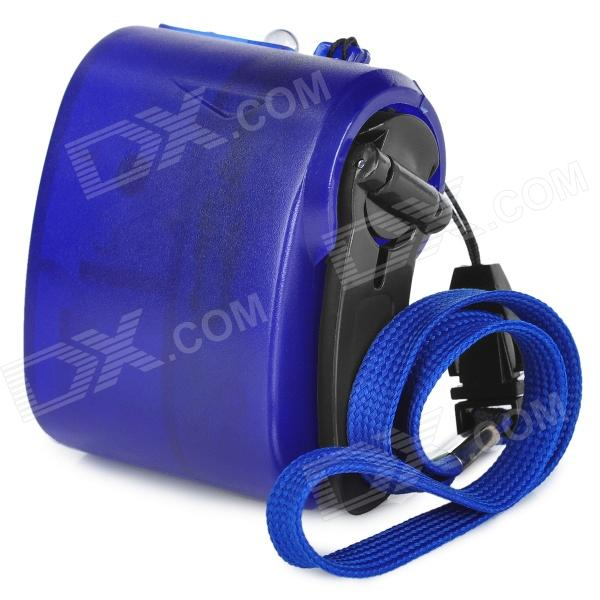 Hand-Crank USB Cell Phone Emergency Charger $3.23 Only by DealExtreme