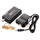 ZHQ-02 MINI 3G SDI to HDMI AV Sync Output HD Converter - Black