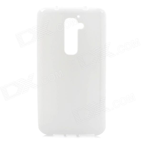 HYTL001 Protective TPU Back Case for LG Optimus G2 - White