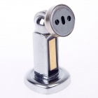 JIANGXIN Europe Simple Style Strong Stainless Steel Magnetic Door Stopper - Silver + Black + Golden