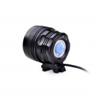 UltraFire D70 3500lm 3-Mode Белый свет велосипеда ж / 7 х Cree XM-L U2 - черный (4 х 18650)